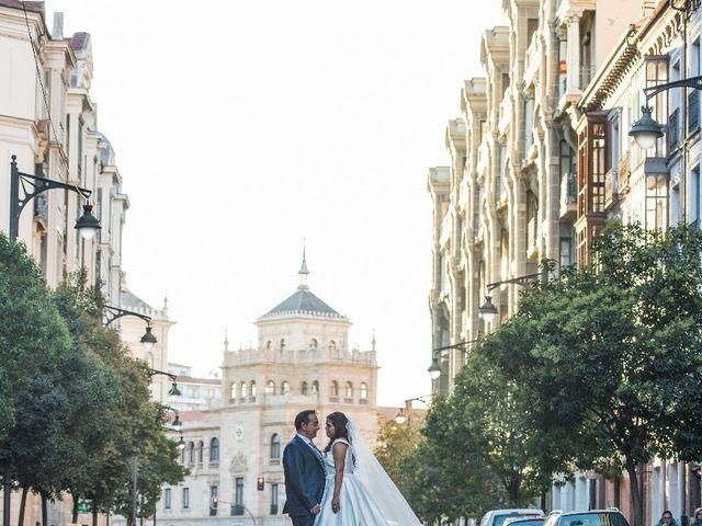 La boda de Javier  y Patricia  en Valladolid, Valladolid 73