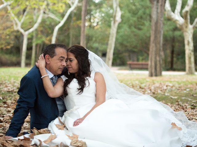 La boda de Javier  y Patricia  en Valladolid, Valladolid 75