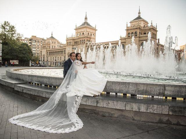 La boda de Javier  y Patricia  en Valladolid, Valladolid 78