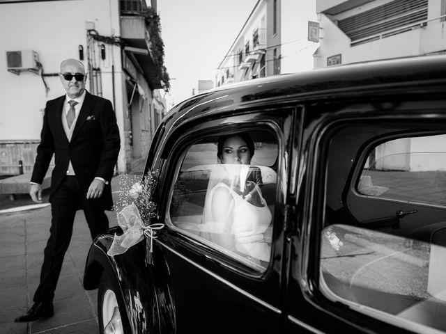 La boda de Mario y Tamara en Villanueva De La Serena, Badajoz 10