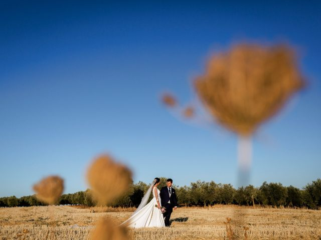 La boda de Mario y Tamara en Villanueva De La Serena, Badajoz 12