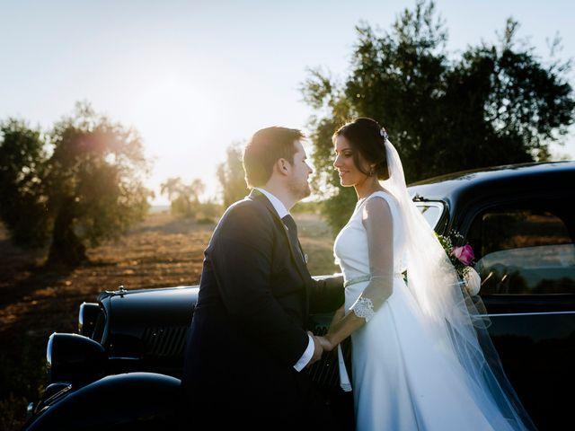 La boda de Mario y Tamara en Villanueva De La Serena, Badajoz 13