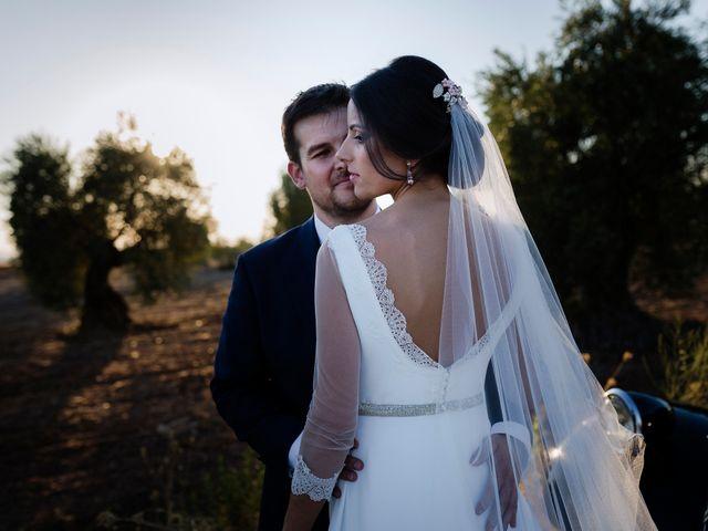 La boda de Mario y Tamara en Villanueva De La Serena, Badajoz 17