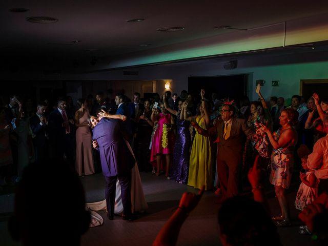 La boda de Mario y Tamara en Villanueva De La Serena, Badajoz 30