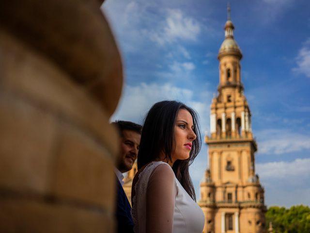 La boda de Mario y Tamara en Villanueva De La Serena, Badajoz 39