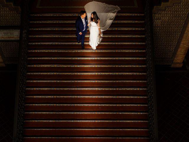 La boda de Mario y Tamara en Villanueva De La Serena, Badajoz 41