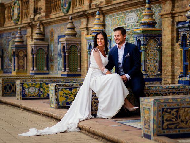 La boda de Mario y Tamara en Villanueva De La Serena, Badajoz 42