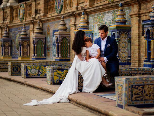 La boda de Mario y Tamara en Villanueva De La Serena, Badajoz 43