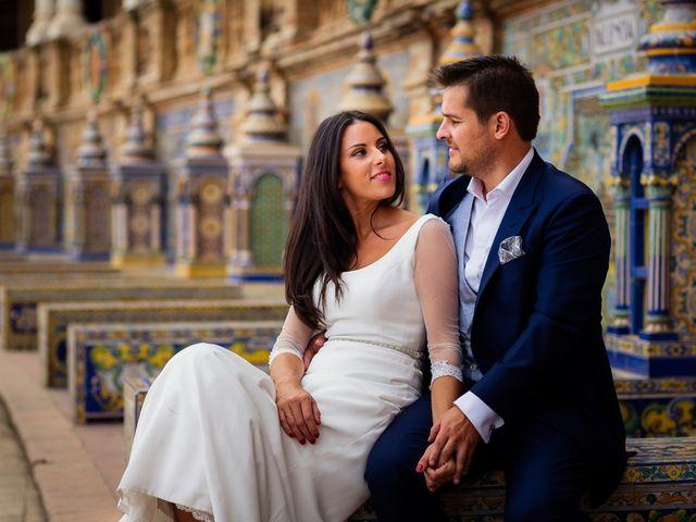 La boda de Mario y Tamara en Villanueva De La Serena, Badajoz 45