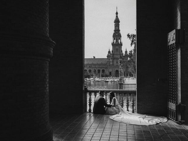 La boda de Mario y Tamara en Villanueva De La Serena, Badajoz 48