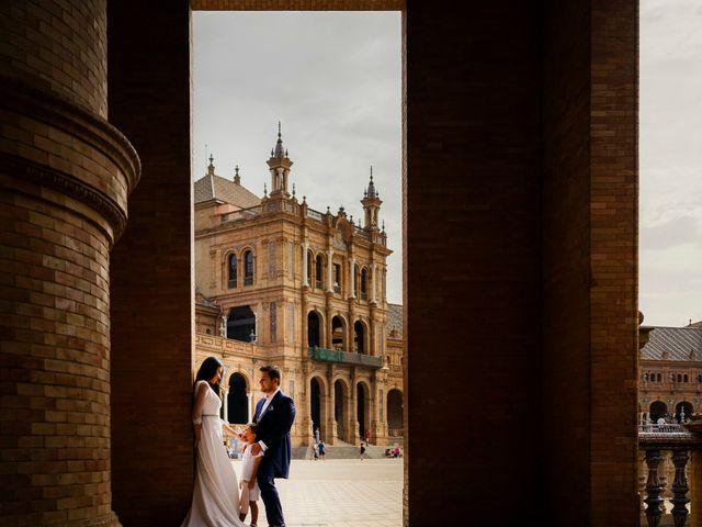 La boda de Mario y Tamara en Villanueva De La Serena, Badajoz 53