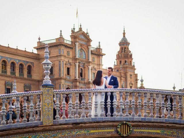 La boda de Mario y Tamara en Villanueva De La Serena, Badajoz 54