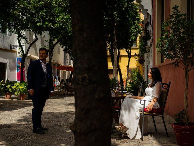 La boda de Mario y Tamara en Villanueva De La Serena, Badajoz 61