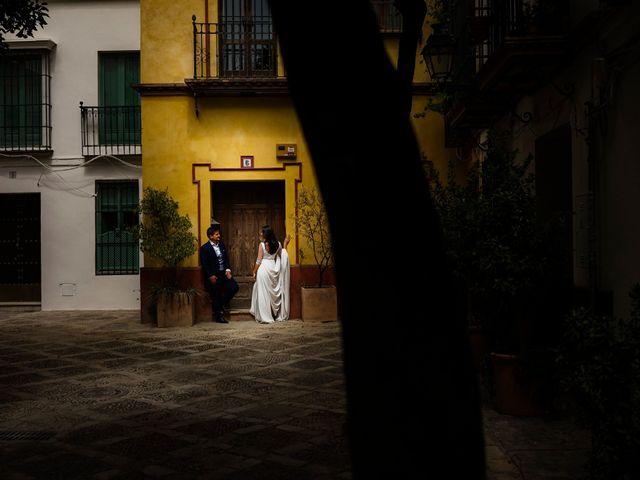 La boda de Mario y Tamara en Villanueva De La Serena, Badajoz 65