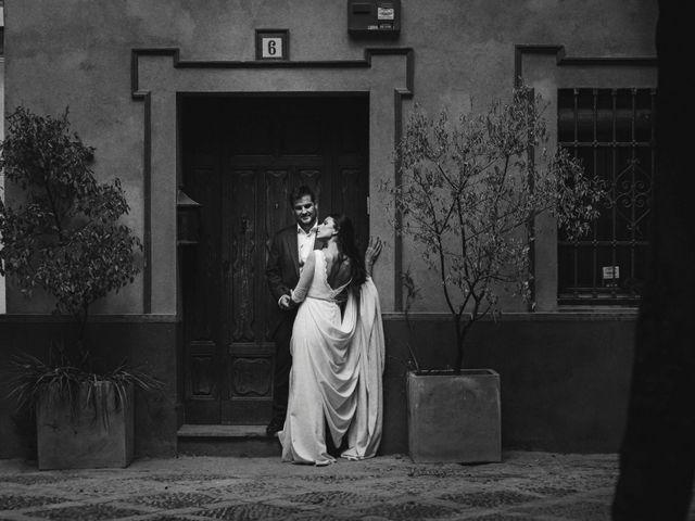 La boda de Mario y Tamara en Villanueva De La Serena, Badajoz 66
