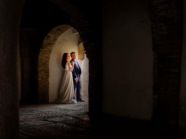 La boda de Mario y Tamara en Villanueva De La Serena, Badajoz 68