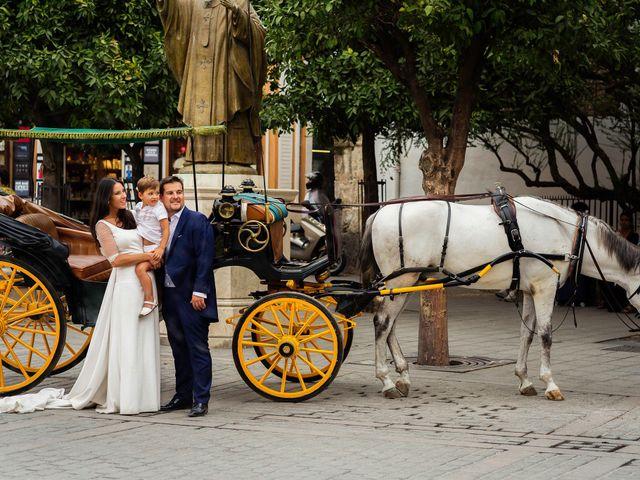 La boda de Mario y Tamara en Villanueva De La Serena, Badajoz 70
