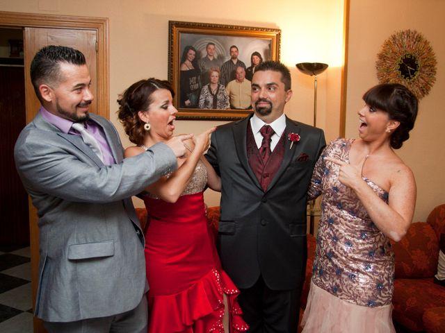 La boda de David  y Cristina  en Madrid, Madrid 3
