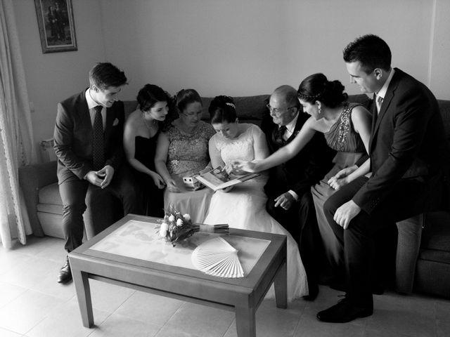 La boda de David  y Cristina  en Madrid, Madrid 5