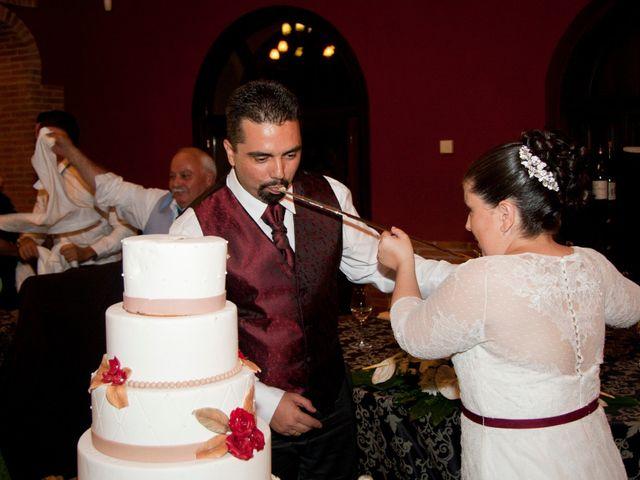La boda de David  y Cristina  en Madrid, Madrid 9