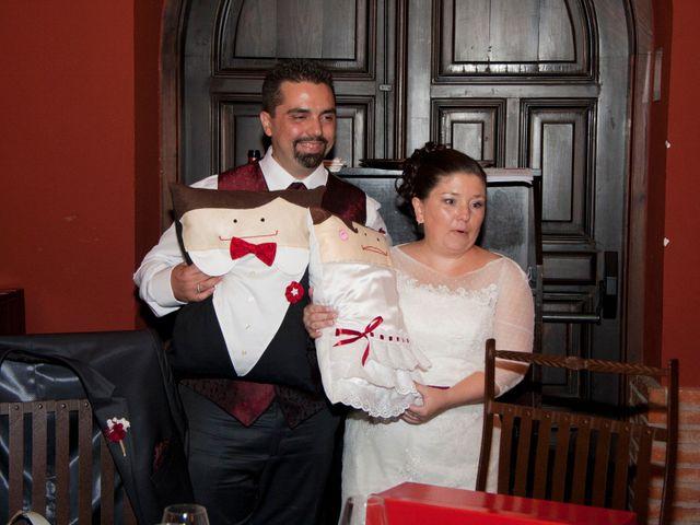 La boda de David  y Cristina  en Madrid, Madrid 10