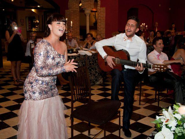 La boda de David  y Cristina  en Madrid, Madrid 11
