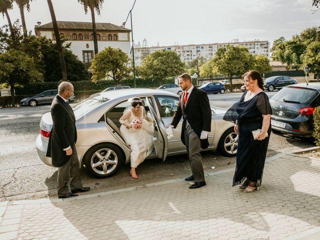La boda de Christian y Natalia en Sevilla, Sevilla 7