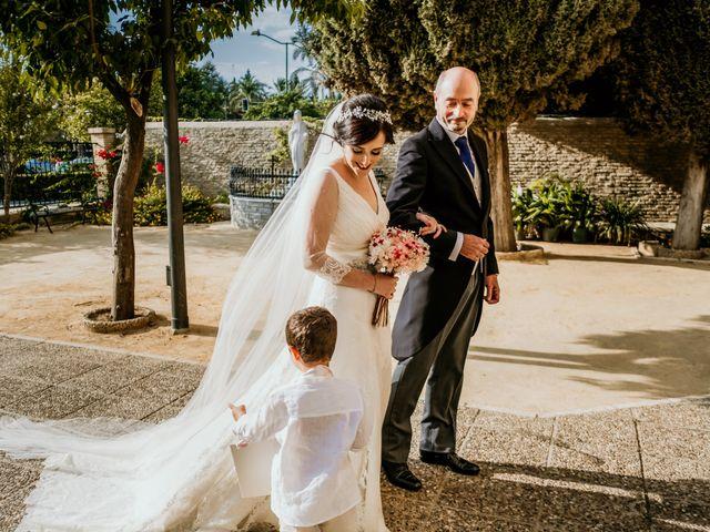 La boda de Christian y Natalia en Sevilla, Sevilla 9