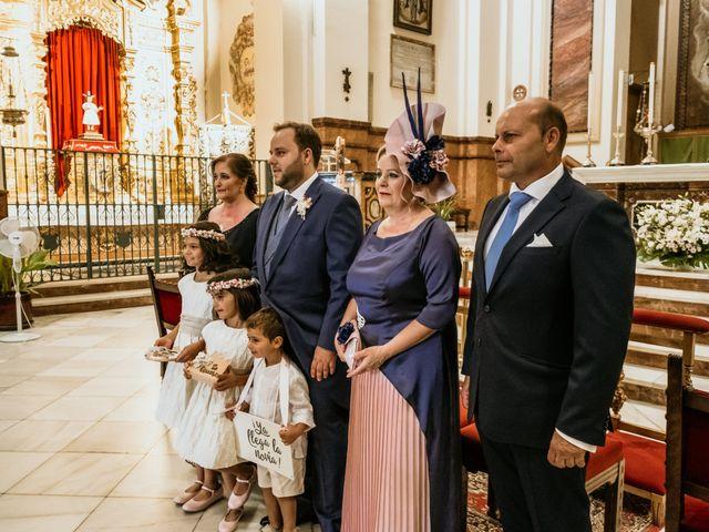 La boda de Christian y Natalia en Sevilla, Sevilla 13