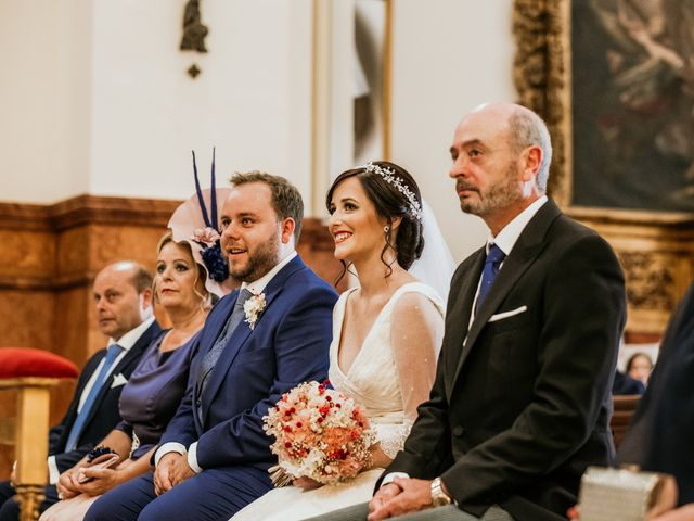 La boda de Christian y Natalia en Sevilla, Sevilla 19