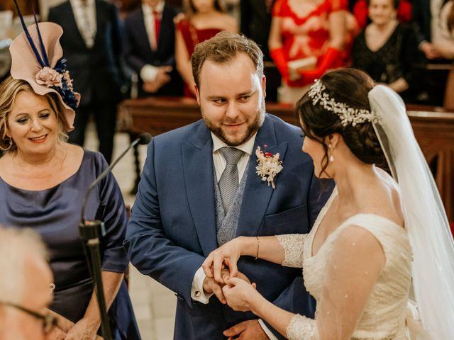 La boda de Christian y Natalia en Sevilla, Sevilla 24