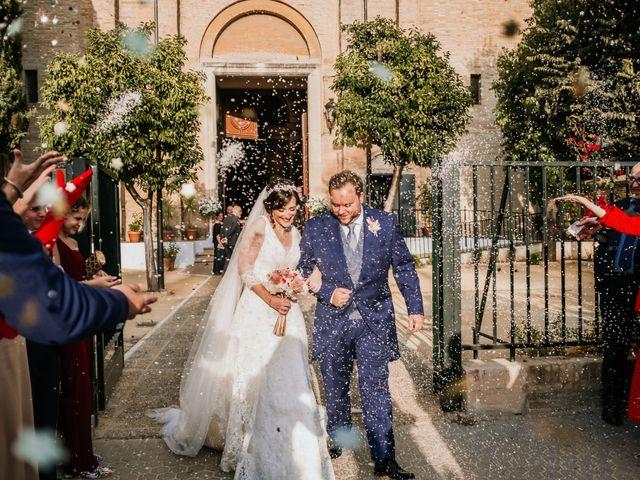 La boda de Christian y Natalia en Sevilla, Sevilla 29