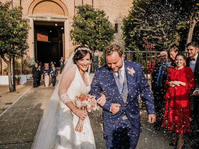La boda de Christian y Natalia en Sevilla, Sevilla 30