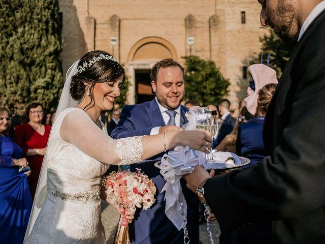 La boda de Christian y Natalia en Sevilla, Sevilla 36
