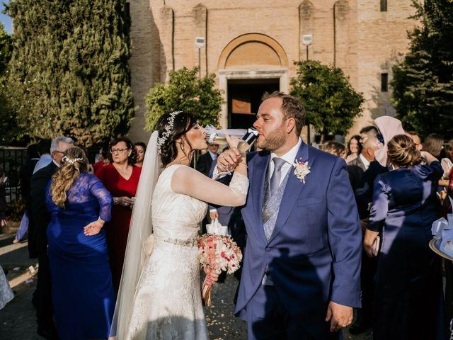 La boda de Christian y Natalia en Sevilla, Sevilla 37