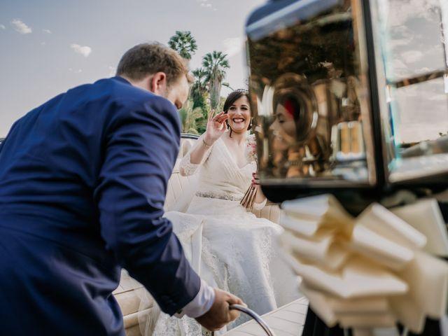 La boda de Christian y Natalia en Sevilla, Sevilla 39
