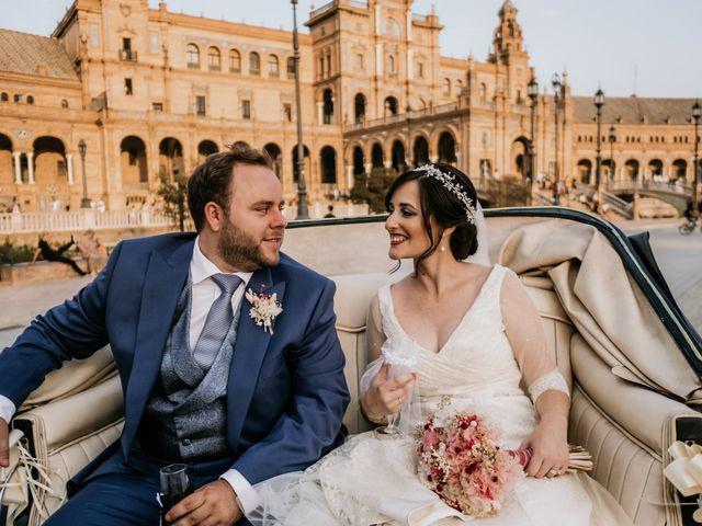 La boda de Christian y Natalia en Sevilla, Sevilla 44