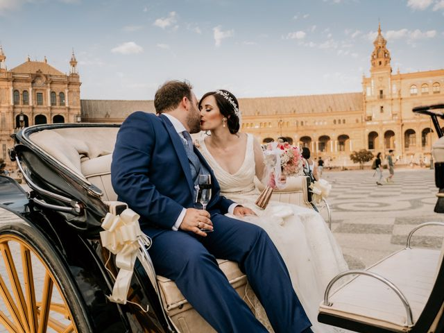 La boda de Christian y Natalia en Sevilla, Sevilla 45