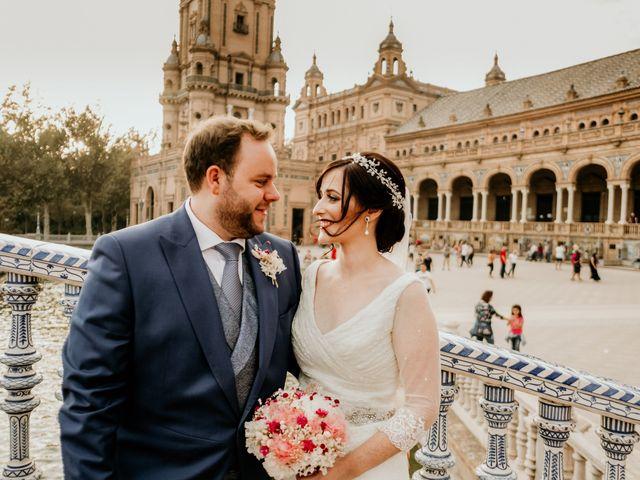 La boda de Christian y Natalia en Sevilla, Sevilla 51