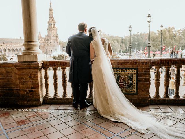 La boda de Christian y Natalia en Sevilla, Sevilla 54