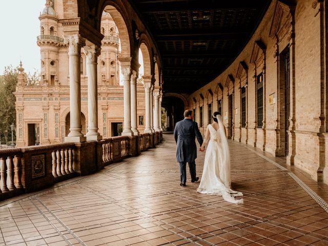 La boda de Christian y Natalia en Sevilla, Sevilla 58