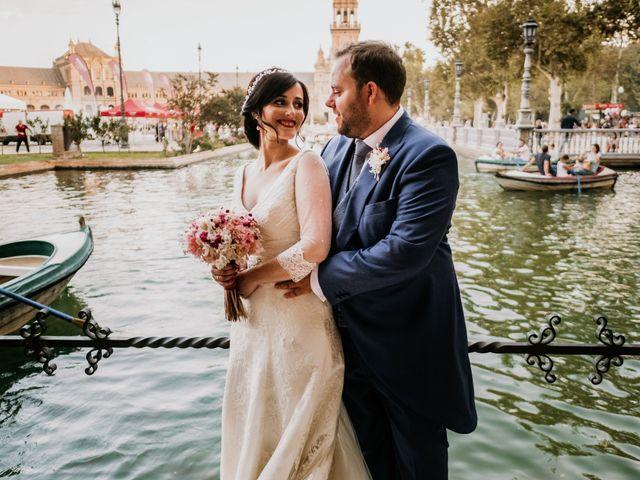 La boda de Christian y Natalia en Sevilla, Sevilla 61