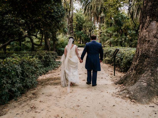 La boda de Christian y Natalia en Sevilla, Sevilla 64
