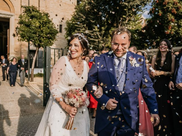 La boda de Christian y Natalia en Sevilla, Sevilla 31