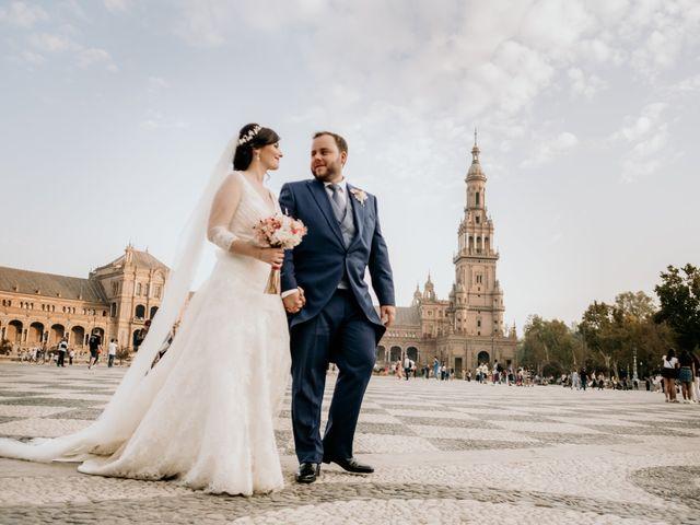 La boda de Christian y Natalia en Sevilla, Sevilla 48