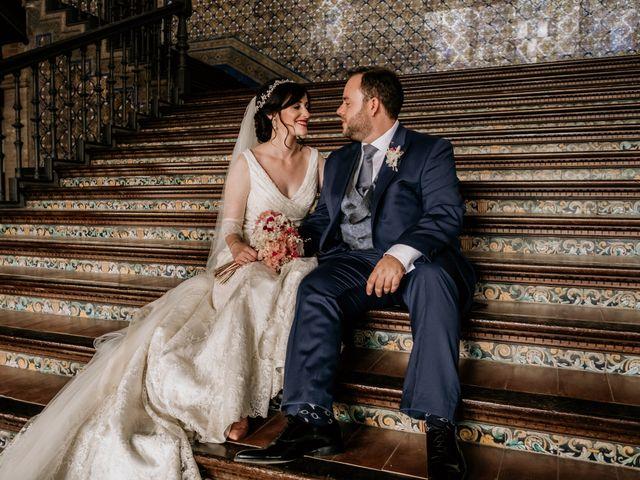 La boda de Christian y Natalia en Sevilla, Sevilla 56
