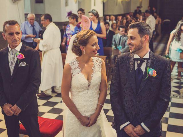 La boda de Grego y Azahara en Granada, Granada 9