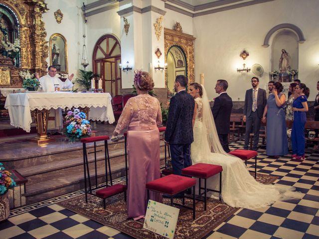 La boda de Grego y Azahara en Granada, Granada 11