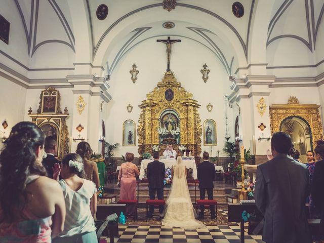 La boda de Grego y Azahara en Granada, Granada 12
