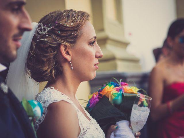 La boda de Grego y Azahara en Granada, Granada 14